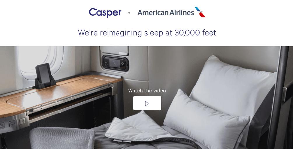 การตลาดวันละตอน Experience Marketing กับที่นอนบนเครื่องบิน