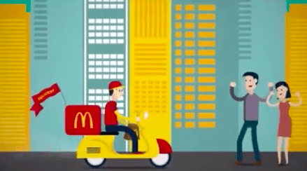 Digital Advertising สู่ Business Solution ของ McDonald's