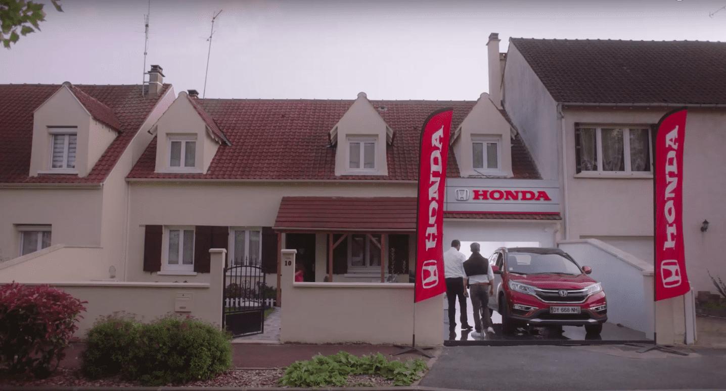 กลยุทธ์ของการขาย Honda : เปลี่ยน Fan เป็น Salesman