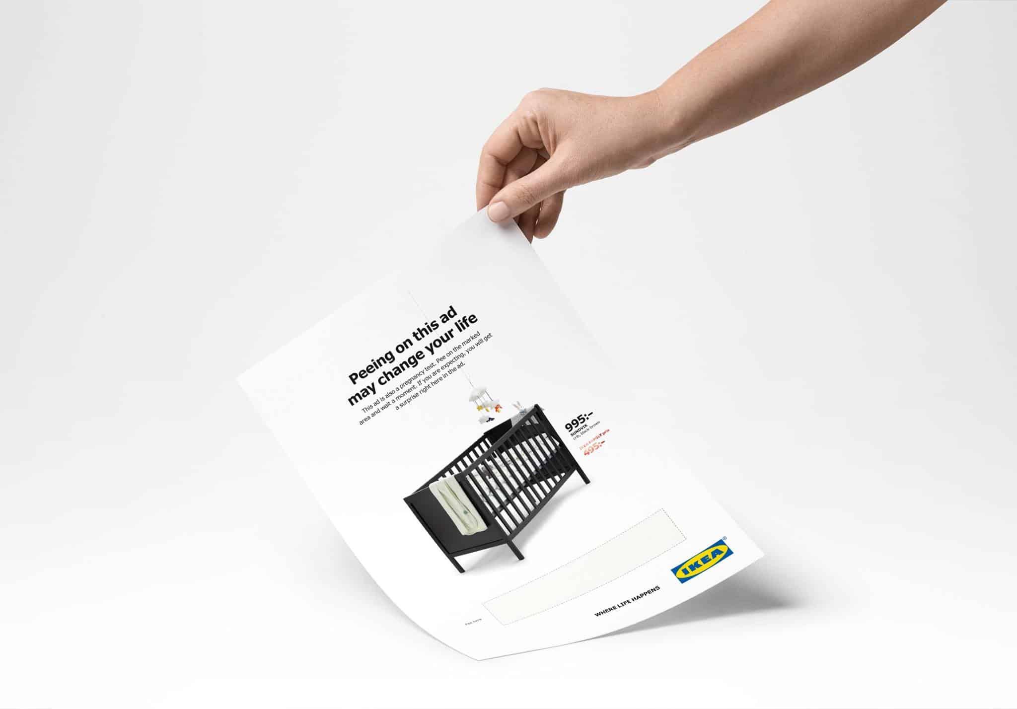 IKEA PEE Ad โฆษณาไอเดียดีจากอีเกีย