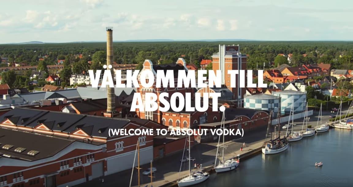 Absolut Vodka ท้าพิสูจน์ ความโปร่งใสไม่มีอะไรหมกเม็ด