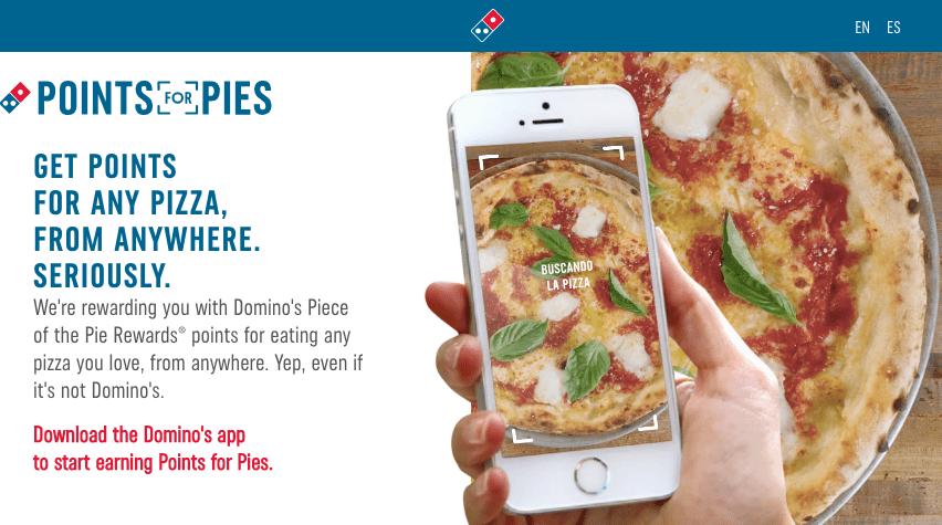 Domino's Pizza ออกโปรโมชั่นให้คนมาช่วยเทรน AI ตัวเอง