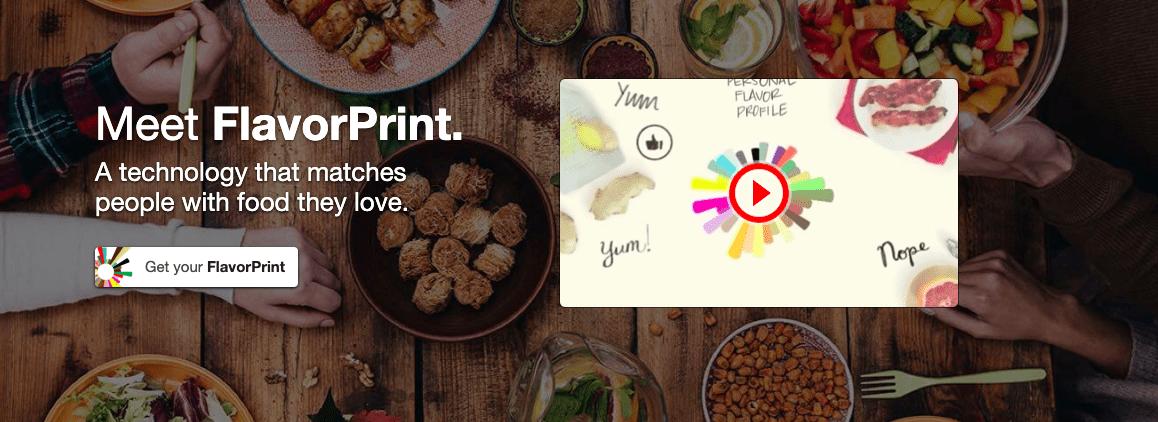 การตลาดวันละตอน รสที่ชอบอาหารที่ใช่ ในรูปแบบ Digital