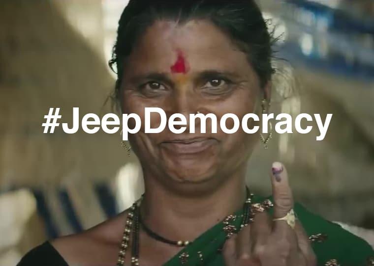 JEEP สุดยอดรถยนต์แห่งอนาคต คือรถที่พาคุณไปกำหนดอนาคตของชาติ