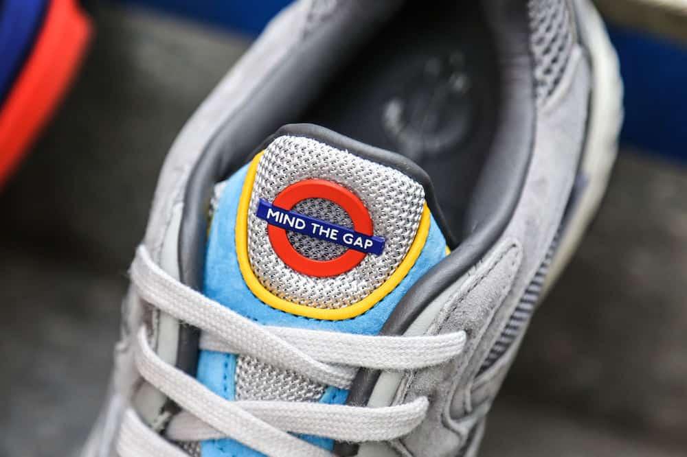 เมื่อแบรนด์ดัง Adidas คอลแลปส์กับขนส่งมวลชน London ออกมาเป็นรองเท้า 3 ดีไซน์ ที่ขายแปบเดียวของขาดจนราคาพุ่งขึ้น 3 เท่า