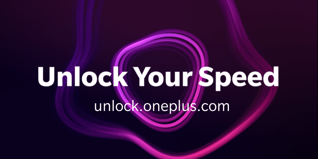 Unlock Your Speed เกมยอดฮิตที่คิดมาจากจุดขายเรื่องปลดล็อค One Plus 6T