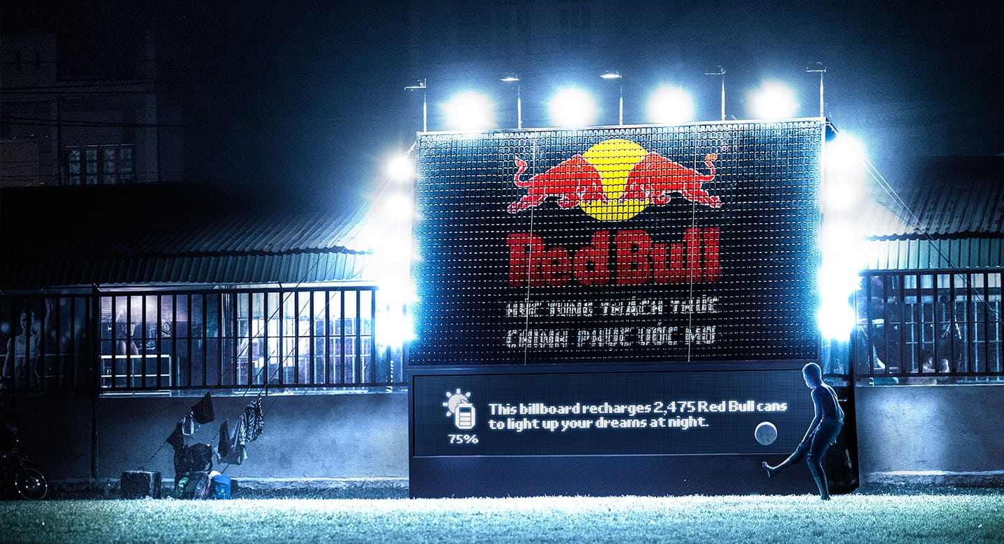 Red Bull – Give Light to the Night จากสินค้า Energy Drink สู่การเป็น Energy Brand