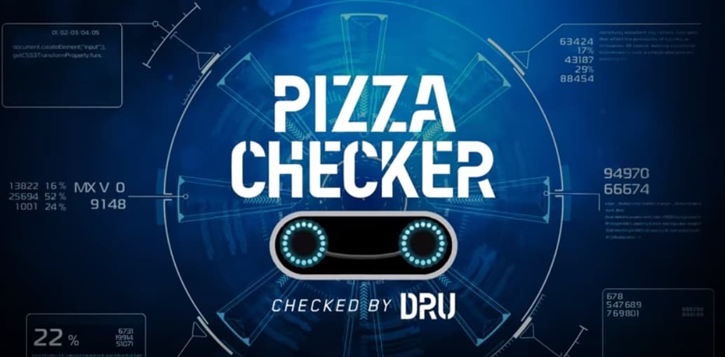 AI Quality Control จาก Domino Pizza