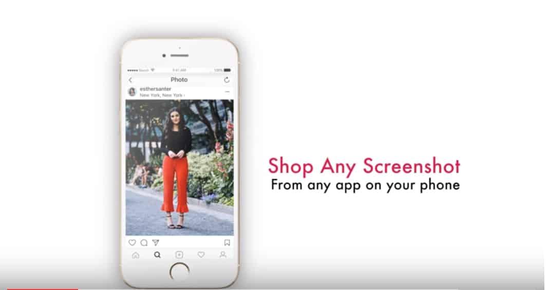 AI ที่จะช่วยคุณเลือกเสื้อผ้า และหาของที่อยากได้