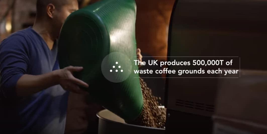 นวัตกรรม Bio-Bean น้ำมันไบโอดีเซลใหม่จากกากกาแฟ