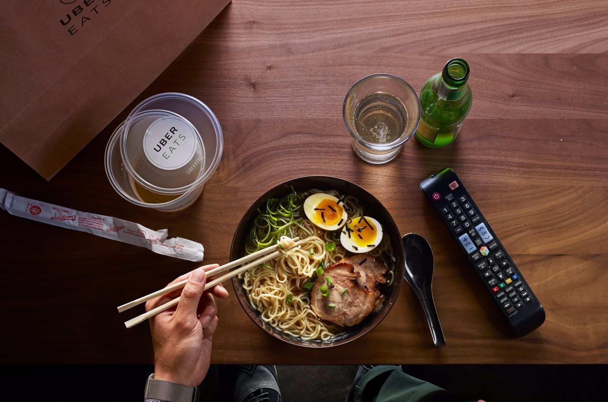 UberEats กับร้านอาหารเสมือนจริงจาก DATA ของผู้ใช้งาน