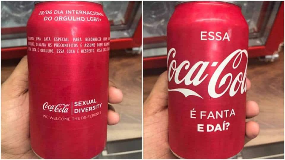 Cannes Lion This Coke is a Fanta
