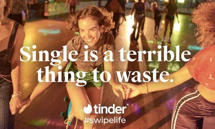 """TINDER กับแคมเปญ """"โสดซิดี"""" สนับสนุนความโสดเพื่อสนุกกับชีวิต"""