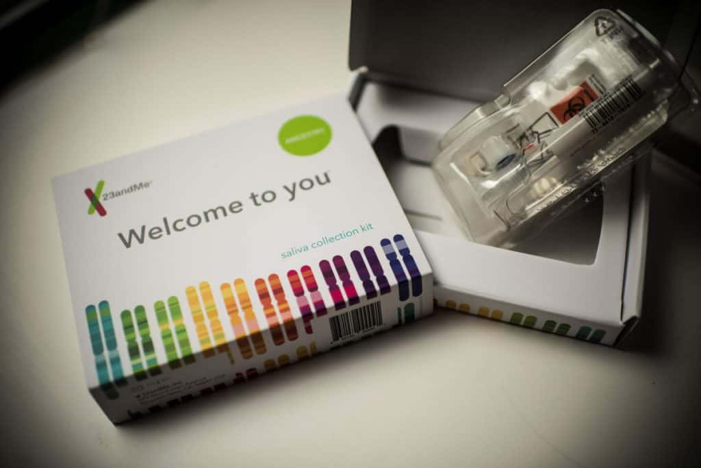 Airbnb collaboration 23andMe