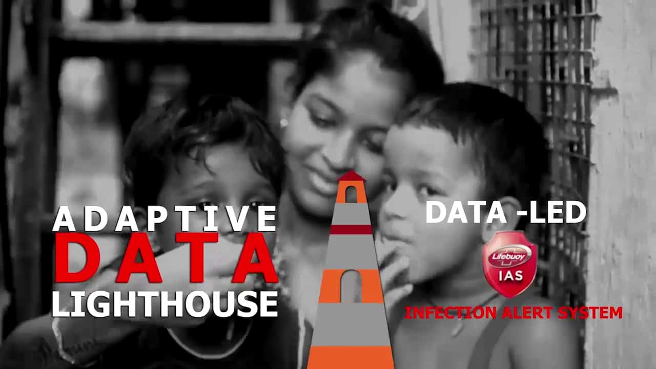 Data Driven Branding Lifebuoy