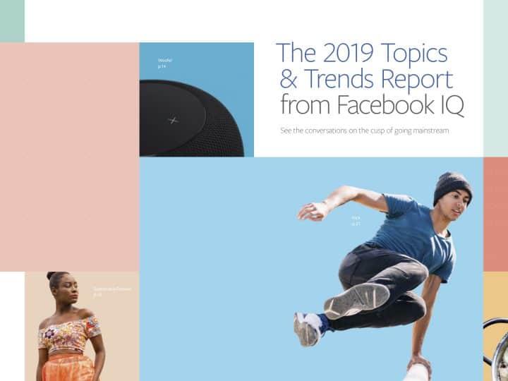 สรุป Facebook Trend 2019