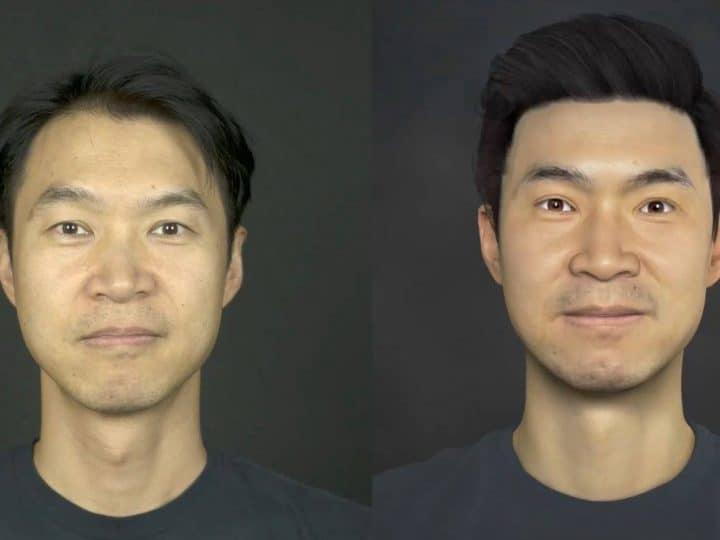 Oben พาคุณไปสร้าง Avatar แบบ 3D  ที่เหมือนคุณอย่างกับแกะด้วยมือถือ