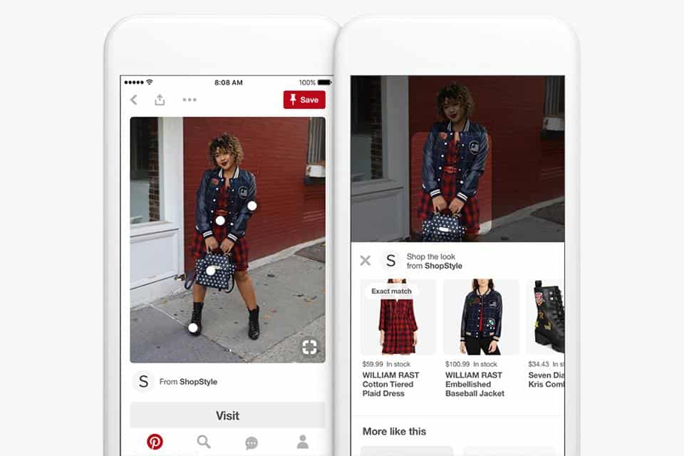 Pinterest เพิ่มโอกาสในการขายให้กับแบรนด์อย่างไร