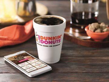 Dunkin' Donuts สั่งด้วยเสียงผ่าน Google Assistant ได้แล้วนะ