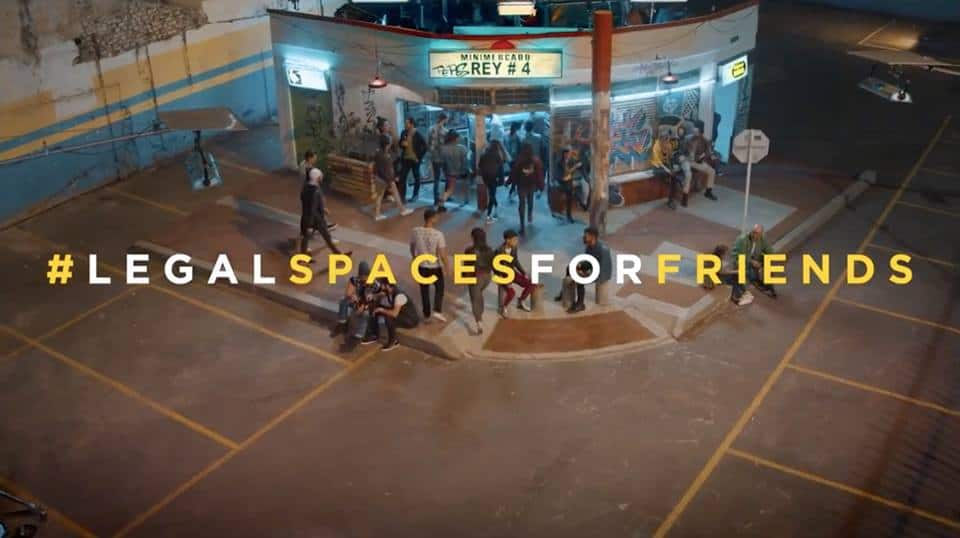 Legal Space for friends