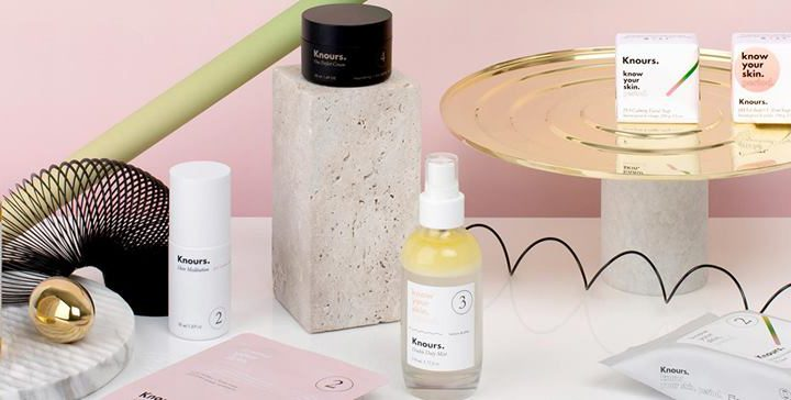 Knours Startup ด้านความงามกับ Personalize Skincare