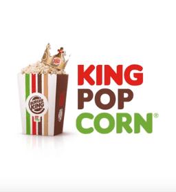 Burger King แก้เผ็ดโรงหนังด้วย King Popcorn