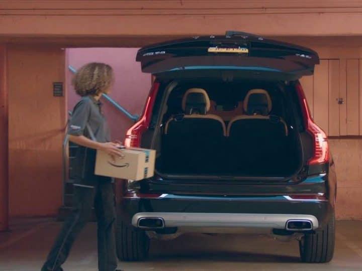 Amazon ส่งของให้ถึงรถคุณ แม้ตัวคุณจะไม่อยู่ กับ In-Car Delivery