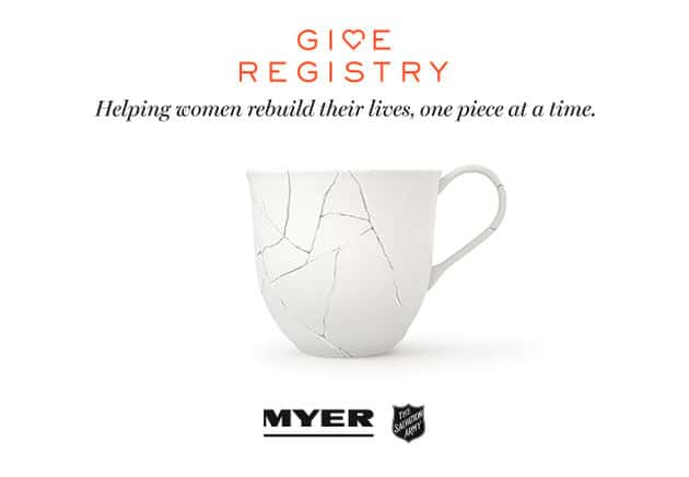 Give Registry Myer