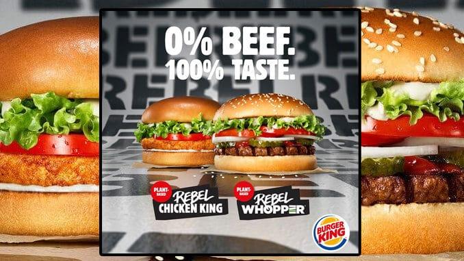 Burger King 50/50 กับแคมเปญท้าให้ทาย ที่กินอยู่นั่นเนื้อสัตว์หรือเนื้อจากผักนะ
