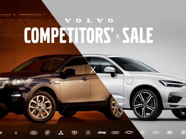 Volvo Hijack ทำแคมเปญช่วยขายรถแบรนด์อื่น ให้คนที่อยากซื้อ Volvo