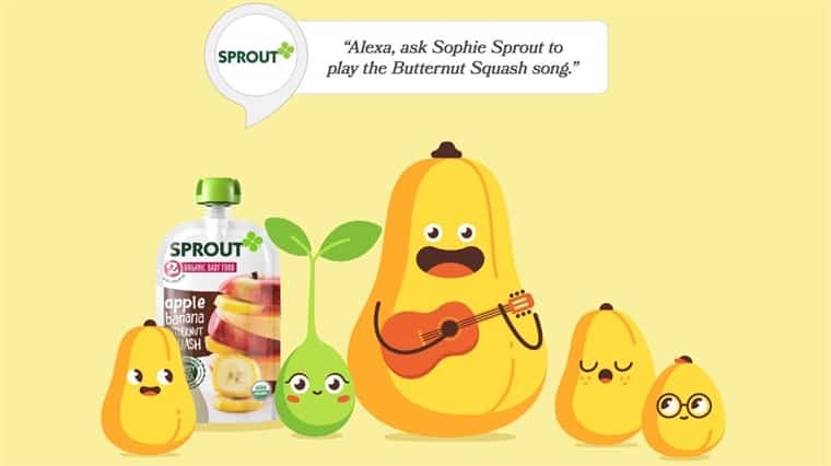 Millennial Parents Sophie Sprout