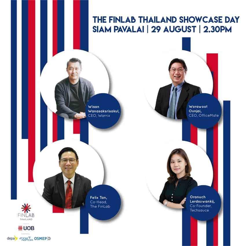 [PR] The FINLAB Thailand Showcase Day