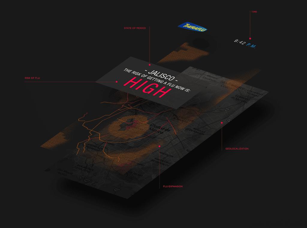 Theraflu Tracker Personalized Marketing