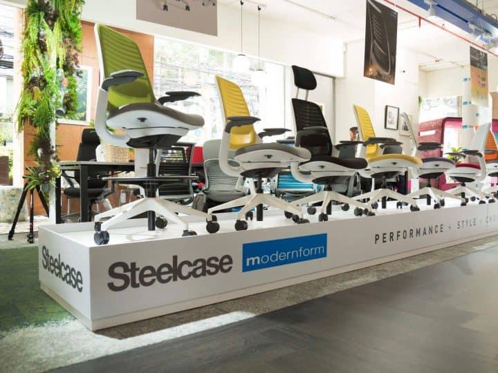 Modernform จะมาบอกว่า ทำไมคุณควรลงทุนกับเก้าอี้ดีๆให้พนักงาน?