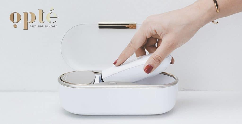 Data-Driven Skincare Opté Precision Skincare