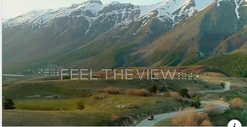 เมื่อ Ford Feel the view ทำให้คนตาบอดสัมผัสถึงวิวจากหน้าต่างรถได้