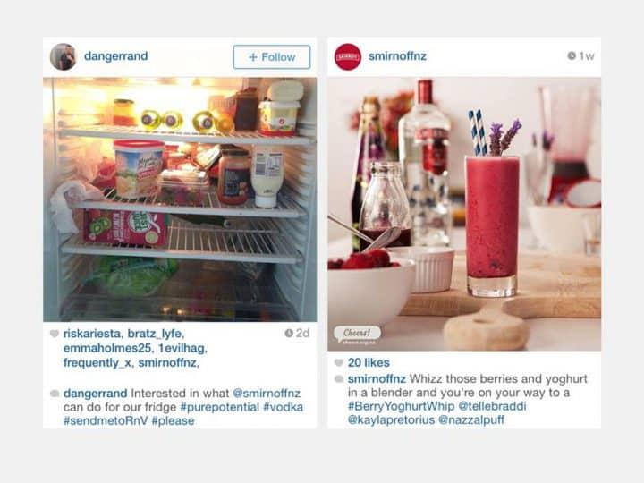 Smirnoff ชวนเปลี่ยนของเหลือในตู้เย็น ให้กลายเป็นค็อกเทลสุดปัง