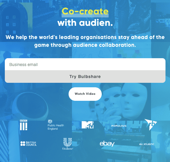 Bulbshare ยกระดับการ Brainstorm รวบรวมนักคิดหัวกะทิกว่า 50,000 คน มาคิด AD ให้คุณ