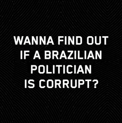 The Corruption Detector แอพแสกนความโปร่งใสของนักการเมือง