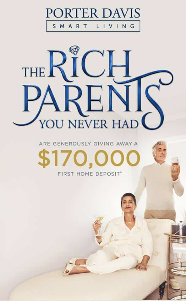 The Rich Parents you never had จาก insight คนรุ่นใหม่สมัยนี้จาก Porter Davis