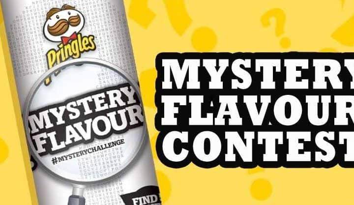 Pringles ให้คุณทายรสชาติออกใหม่ชิงเงินรางวัล กว่า 10,000 ดอลล่า