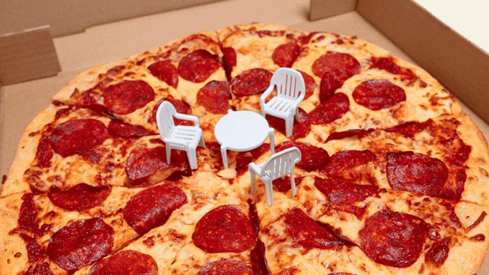 Boston Pizza การตลาดเกินคาดจากเรื่องเล็กๆที่ยิ่งใหญ่