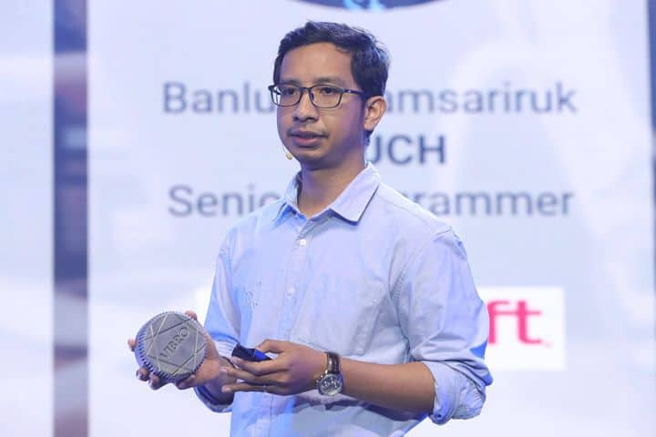 System Stone Startup Dtac Accelerate Batch 7