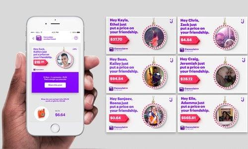 Careculator Social Campaign Jet.com