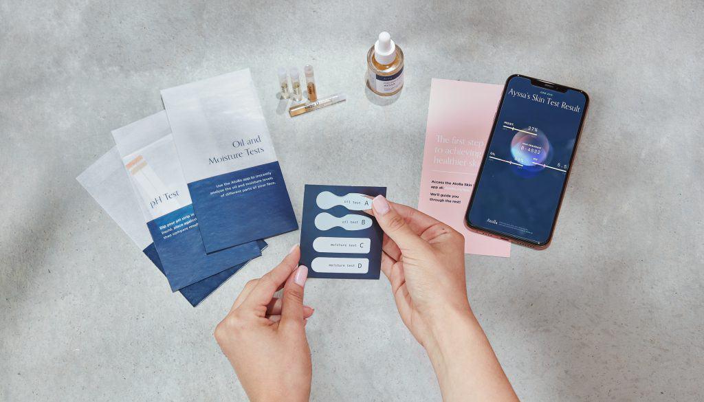 Data-Driven Skincare Atolla.co