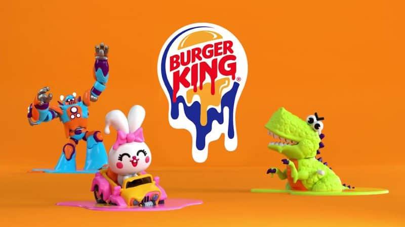 Burger King Meltdown แคมเปญแรกที่ให้คุณจ่ายชุดอาหารพร้อมของเล่นราคาเต็ม แต่อยากให้คุณไม่เอาของเล่นไป