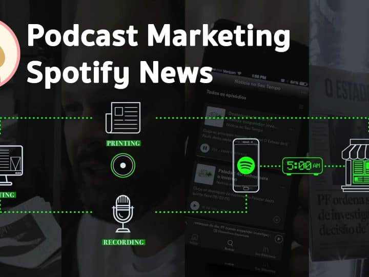 Spotify News Performance Edition Ford Edge ST Podcast Marketing