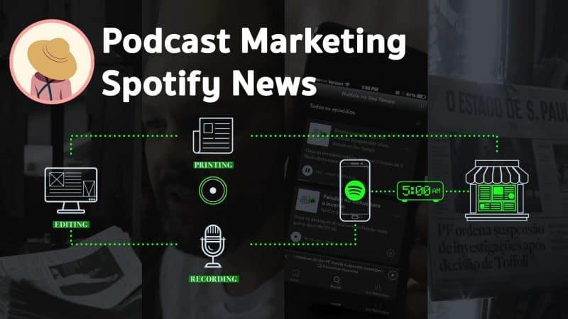 Spotify News แคมเปญการตลาดแบบ Podcast จาก Ford ที่จับกลุ่ม C Level