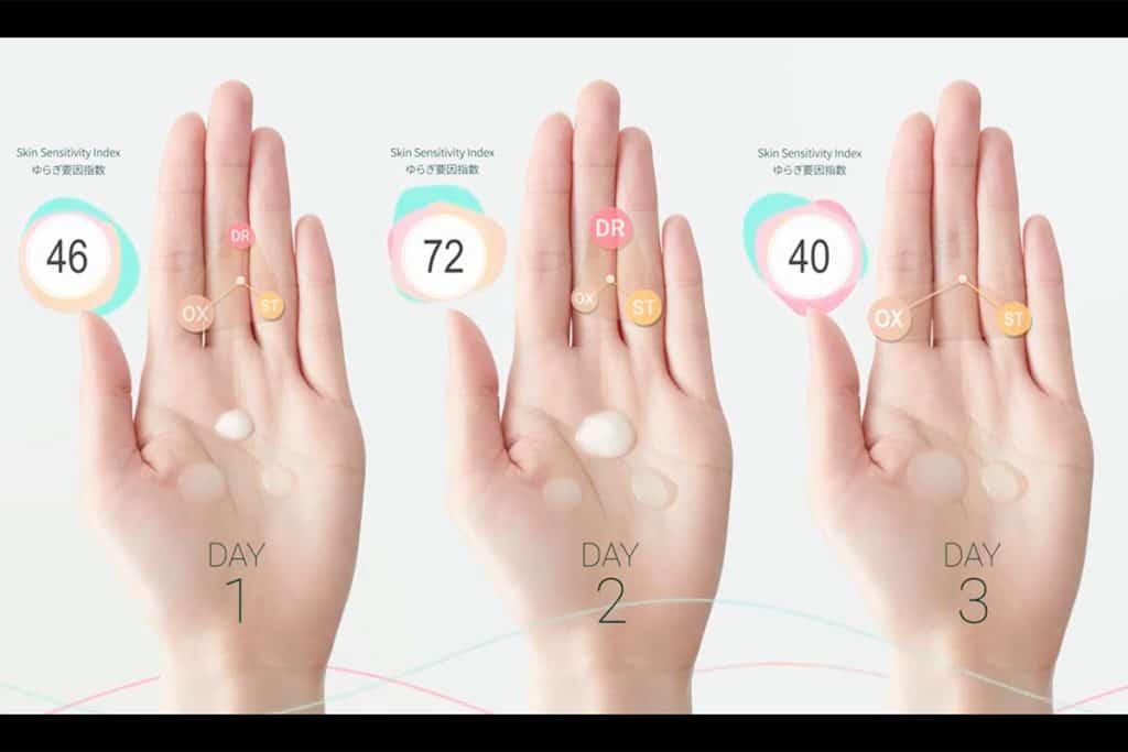 Data-Driven Skincare Optune Shiseido