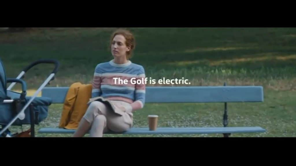 The VW eGolf Commercial - Gender Stereotypes Issue in UK